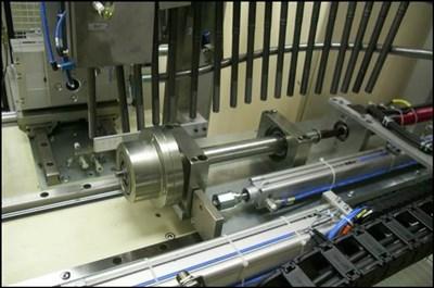 valve seal pressing 8